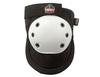 ProFlex®, Knee Pad, Hook & Loop, White, Universal