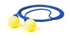 E-A-R, Reusable Earplug, Corded, Yellow / Blue, 28 dB