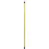 Remco 6268 Threaded Fiberglass Extension Handle 16' Yellow