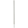Vikan® Handle, Threaded, Stainless Steel/Polypropylene, 39.5 in