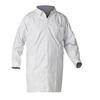 Kleenguard® A40, Lab Coat, Microporous Film Laminate, White, Snap, Medium