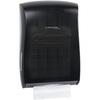 Kimberly-Clark 09905 Black C-Fold Universal Towel Dispenser
