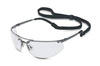 Fuse®, Safety Glasses, Polycarbonate, Clear, Scratch-Resistant