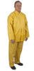 Rain Pant, PVC/Nylon, yellow, large, Elastic Band, unisex, wind tight, water repellant