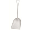 Remco 6982MD5 Metal Detectable Shovel, Smoke White, Polypropylene