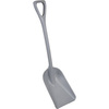 Metal Detectable Shovel, Smoke White, Polypropylene, Polypropylene