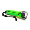 Stealthlite, Flashlight, Alkaline, AA, 4, Lime Green, ABS