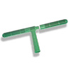 ErgoTec®, Window Squeegee, 18 in, Green