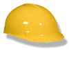 Jackson Safety®, Bump Cap, 4-Point, Pin Lock, Yellow, 6-1/2 to 8-1/4 in