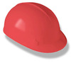 Jackson Safety®, Bump Cap, 4-Point, Pin Lock, Red, 6-1/2 to 8-1/4 in
