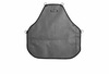 Protective Apron, Super Fabric, Gray, Universal, 22 in, 20 in