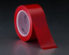 Marking Tape, Vinyl, Solid Color, Red, 2 in, 36 yds