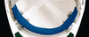 ERB 19124 Blue Foam Replacement Brow Pad