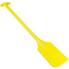 Paddle Scraper, Polypropylene, 13 in, 6 in, Yellow