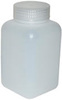 Vestil BTL-SW-32 Dispensing Bottle, Polyethylene, Clear