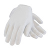 CleanTeam®, Inspector Gloves, Cotton, White, Uncoated, Universal