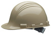 Honeywell North A79 Front Brim Hard Hat, Tan
