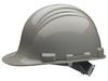 Honeywell North A79 Front Brim Hard Hat, Grey