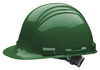 Honeywell North A79 Front Brim Hard Hat, Green