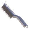 Carbon Steel Wire Bristle Scratch Brush & Scraper 11.5 L Carlisle