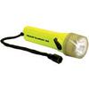 Stealthlite, Flashlight, Alkaline, AA, 4, Yellow, Plastic