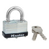 MasterLock 500KABRK229 Warded Padlock Laminated Steel Keyed Alike