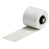 Handimark®, Printer Tape, Vinyl Film, Gloss, Clear, 2 in, 50 ft