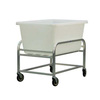 Bulk Cart Dolly, Aluminum, 25 in, 38-1/4 in, 27-1/2 in