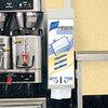 Scott®, Napkin Dispenser, Wall/Pole Mounted, ABS Plastic (Bracket), Gray