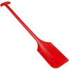 Paddle Scraper, Polypropylene, 13 in, 6 in, Red