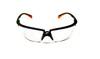 3M 12261 Privo Protective Eyewear Clear Anti-Fog, 20/Case