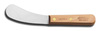 Fish Knife, 4-1/2 in, 4-1/2 in, High Carbon Steel, Hardwood, 9 in, Brown, Honed