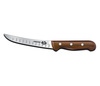 Victorinox 40212 6-inch Curved Boning Knife with Granton Edge and Rosewood Handle