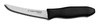 Boning Knife, Flexible|Curved, Ergonomic, Sharped, 5 in, 11 in, Slip-Resistant, Black, Re-Sharpenable Blade, 6 in