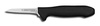 Deboning Knife, Sharp Point, High Carbon Stainless Steel, Ergonomic|Textured, Polished, Sharped, 5 in, 8-1/4 in, Slip-Resistant, Black, Re-Sharpenable Blade, 3-1/4 in
