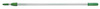 Unger® EZ120 OptiLoc 2 Section Aluminum Telescopic Pole, 4'