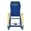 Hydraulic Box Dumper, 6000 lbs, 67 L x 64 W x 60 H in