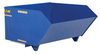 Low Profile Hopper, 6000 lbs, 1/4 cu. yds, 46-5/16 L x 24-11/16 W x 18-1/4 H in