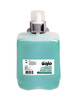 FMX-20, Body & Hair Shampoo, Liquid, 2000 mL, Clear Light Aqua to Light Green, Cucumber Melon