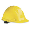 Honeywell North A79R Front Brim Hard Hat, Yellow