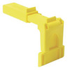 Lockout Ball Valve 1-1/2 in to 2-1/2 in Yellow