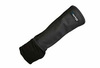 Arm Guard, Super Fabric, 8 in, Large, Black / Gray