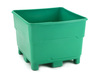 Sani-Combo®, Combo Bin, Pallet, 4-Way, Green, Polyethylene