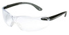 Virtua V4, Safety Glasses, Polycarbonate, Indoor / Outdoor Clear Mirror, Anti-Fog, Frameless