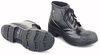 Dunlop Monarch 86604 Black PVC Steel Toe Shoes 6