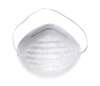 DuraMask, Disposable Respirator, White