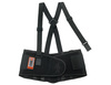 ProFlex®, Belt with Suspender, Adjustable|Detachable, Black, Medium