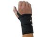 Proflex®, Wrist Support, Hook & Loop, Tan, Elastic, Left Hand, Double Strap, Small