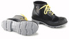 Dunlop 86104 Polyblend Black Steel Toe Shoes 6