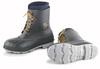 "Dunlop 86396 Wolf Pac Black Polyblend PVC Plain Toe Boots 10"""
